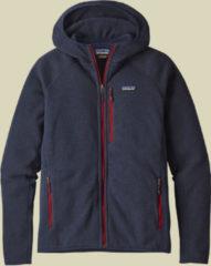 Patagonia Performance Better Sweater Hoody Men Herren Strickfleecejacke Größe S navy blue