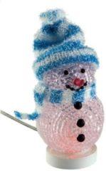 Kerstfiguur - Sneeuwman - Quality4All