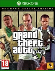 Rockstar Games Grand Theft Auto V: Premium Edition (Xbox One) video-game Meertalig