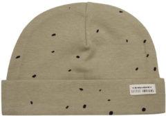 Little Indians Beanie Dots - Sponge 0-12 maanden