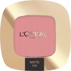 Roze L'Oréal Paris L'Oréal Paris Color Riche L'Ombre Pure Mono - 104 La Vie en Rose - Oogschaduw