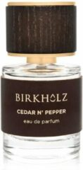 Birkholz Woody Collection Cedar N' Pepper eau de parfum 30ml eau de parfum