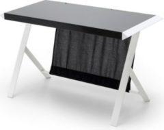 MCA-furniture McRacing Table Schreibtisch in schwarz/weiß