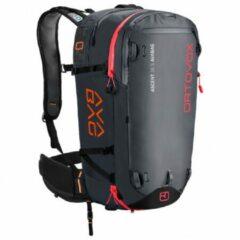 Ortovox - Ascent 38 S Avabag - Toerskirugzak maat 38 l - S, zwart/grijs