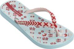 Roze Ipanema Anatomic Lovely Kids Slippers - Green/Pink - Maat 31