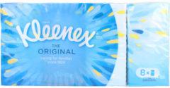 Kleenex Original zakdoekjes pakjes van 9 8x9 Stuks