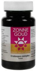 Zonnegoud Crataegus complex 120 Tabletten
