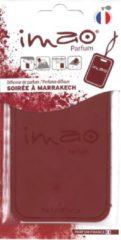 Imao Soiree A Marrakech - Luchtverfrisser - Bordeauxrood - Voor in de auto