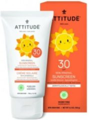Attitude Little Ones zonnebrandcrème vanille 150ml
