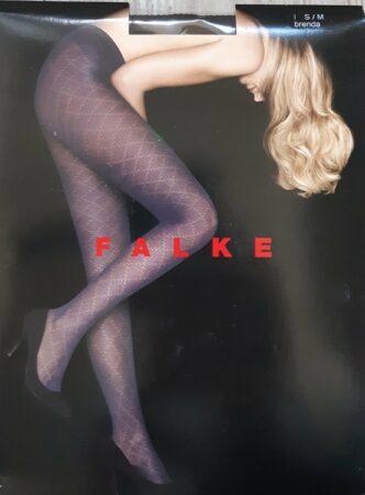 Afbeelding van Falke fantasy panty maat S/M 38/40 bruin