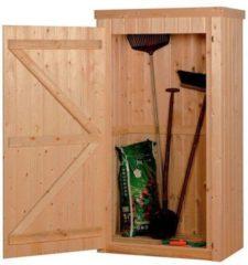 Woodvision - Tuinkast Lelie - Vuren - 100x190x58 cm