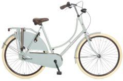 28 Popal Omafiets OM28 S3 Damen Holland Fahrrad 3 Gang Popal hellgrün