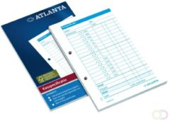 Kasspecificatie Atlanta A5406-035 A6 100vel