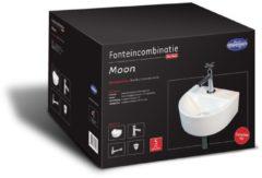 Witte Best Design Class fonteinset 30x25cm compleet wit 3853040