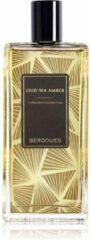 Berdoues Collection Grands Crus Millésime Oud Wa Amber eau de parfum 100ml eau de parfum