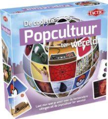 Tactic Leerspel De Coolste Popcultuur Junior 12,4 Cm Karton Paars
