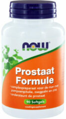 Now Foods Saw palmetto/prostaat formule (NOW) | 90sft