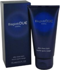 Due By Laura Biagiotti After Shave Balm 75 ml 459624 - Health & Beauty