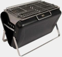 Bo-Camp Industrial Barbecue Irving Houtskool Staal BBQ Zwart/Zilver