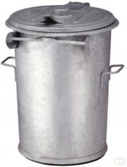 Sulo Staalverzinkte afvalemmer 90 liter