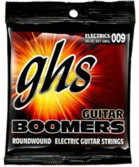 GHS GBXL-8 Boomers 8-string extra light snarenset 8-snarig