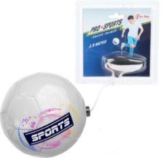 Toitoys Toi-toys Voetbaltrainer Pro Sports 19 Cm Kunstleer Wit