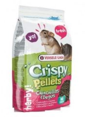 Versele-Laga Crispy Pellets Chinchilla&Degu - Chinchillavoer - 1 kg