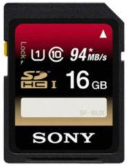 Sony Flash-Speicherkarte - 16 GB SF16UX