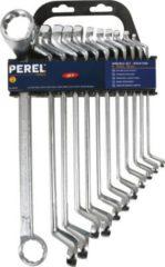 Perel Doppelringschlüssel 12-tlg. 6/32 mm