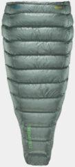 Therm-a-Rest - Vesper 45F/7C - Donzen slaapzak maat Fit 185-198 cm - Long, grijs