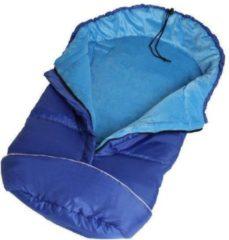 TecTake voetenzak - universeel - blauw - 401001