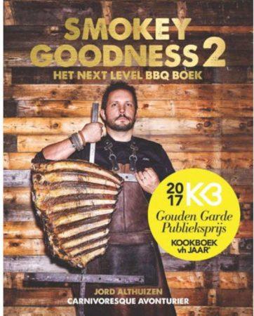 Afbeelding van Kosmos Smokey Goodness 2 - Het Next Level Barbecueboek