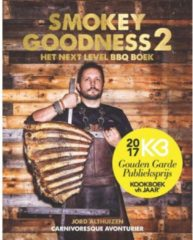 Kosmos Smokey Goodness 2 - Het Next Level Barbecueboek