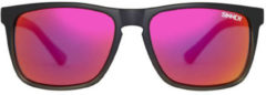 Sinner Oak Matte Black Grey CX/ Sintec Smoke Red Mirror Polarized