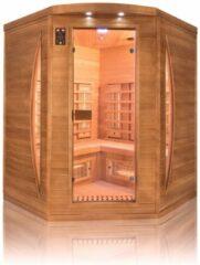 Maison Home Maison's Sauna - Sauna - Infrarood sauna - 3 persoons - 200x160x160cm