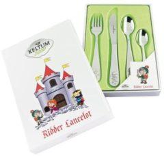 Zilveren Lucardi - Gift Items - Keltum bestekset 4 delig lancelot