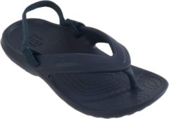 Blauwe Crocs Classic Flip Slippers - Maat 24/25 - Unisex - blauw