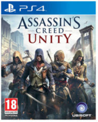 Ubisoft Assassin's Creed Unity (PlayStation 4)