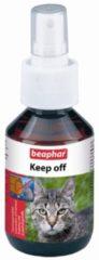 Beaphar Keep Off - Kat - Afweermiddel - 100 ml