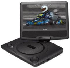 DENVER MT-783NB - DVD-Player - tragbar -Anzeige: 17.8 cm (7'') 110111110110