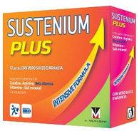 Menarini Sustenium Plus Intensive Formula energia e vitalità 12 bustine con succo d'arancia