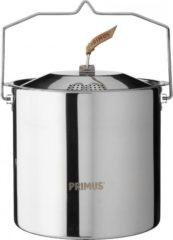 Zilveren Primus CampFire Campingservies en keukenuitrusting Stainless Steel 5L zilver