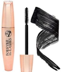 Zwarte W7 Mascara - Forever Lashes Extra Volumizing Black 15 ml