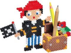 Hama Strijkkralen 3D Set Piraten 2500 Stuks