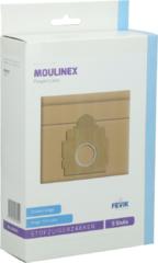Typ Powerclean Staubsaugerbeutel für Moulinex