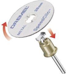 Dremel SpeedClic starterset Dremel 2615S406JC Diameter 38 mm 1 set