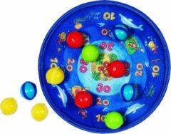 Blauwe Goki Gezelschapsspel Darts Oceaan