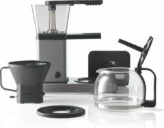 Antraciet-grijze Trebs 24110 - Filter koffie expert - 1,3L - Aluminium