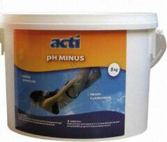 ACTI Ph- min 5kg voor zwembaden