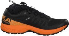 Laufschuhe XA Enduro 392408 Salomon Black/Bright Marigold/Black